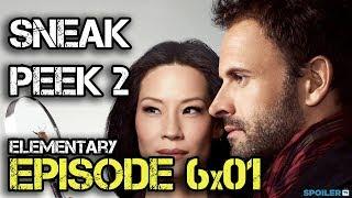 """Sneak peek 6.01 """"Elementary"""" - CBS"""
