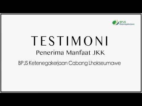 TESTIMONI BPJS KETENAGAKERJAAN CABANG LHOSEUMAWE