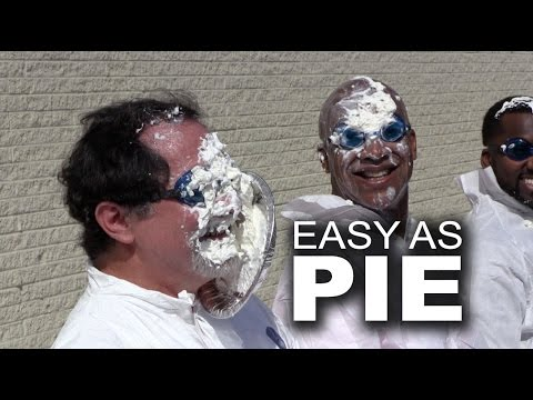 Video: Cancer Institute pie toss event raises money for ACS