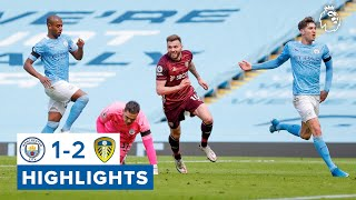 Man City 1-2 Leeds United | Dallas scores late winner for 10-man Leeds! | Premier League highlights
