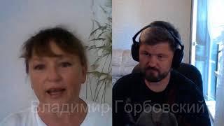 Крымчанка рассказывает про референдум и жизнь при Украине. Молчит Горбовский.
