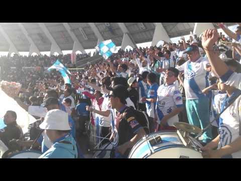 """""""Porra del puebla 2015"""" Barra: Malkriados • Club: Puebla Fútbol Club"""