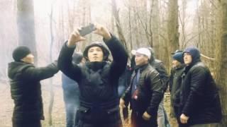 Кыргызы в парке)