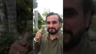 İsmailağa Camii Müezzini Hasbi Abdülkerim Hoca