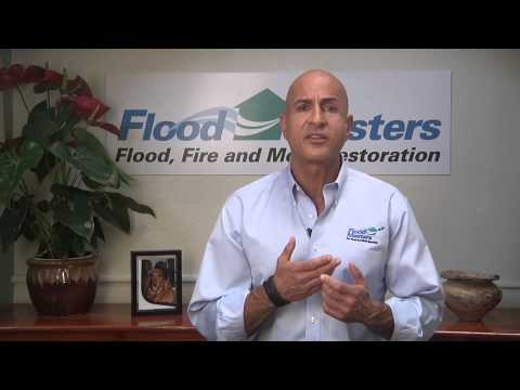 Tips for Cleaning up After a Flood or Water Loss, Part 1