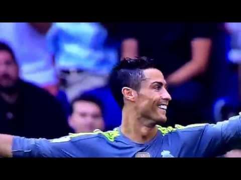 ESPANYOL VS REAL MADRID 0-6 12/09/2015 GOAL RONALDO