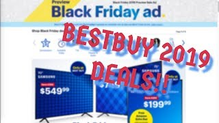 BestBuy 2019 Black Friday DEALS REVIEW