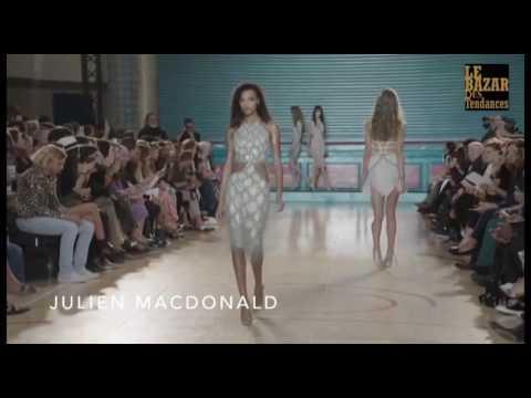 Julien Macdonald | Show Thời Trang Xuân Hè 2017