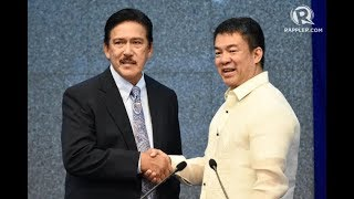 Tito Sotto elected as Senate President