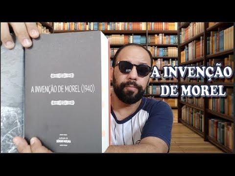 #64. A invenção Morel (Adolfo Bioy Casares) | UM LIVRO POR SEMANA #1 (2020) | Vandeir Freire