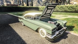 GTA5 Rare Sea Wash Green Tornado