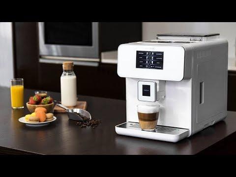 Cafetera Megautomática Power Matic-ccino Blanco 8000 Touch Cecotec