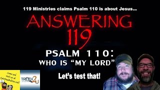 The Messiah in Psalm 110