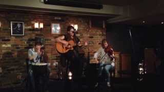 Echo Trails acoustic - 'In the Backseat' (Arcade Fire cover)