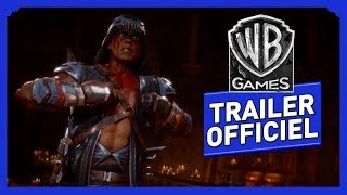 Mortal Kombat 11 - Nightwolf - Trailer de Gameplay