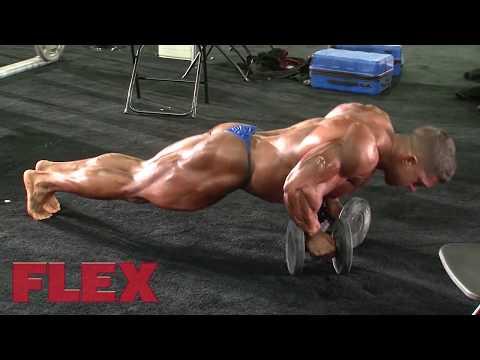 Lacier vivant léquipe le bodybuilding