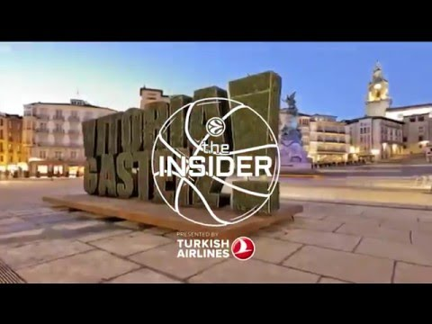 Inside Laboral Kutxa Vitoria vs Brose Baskets Bamberg