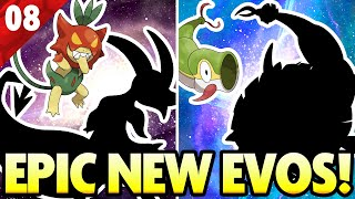 A FOSSIL MYSTERY, HUGE NEW EVOS and MORE! Pokemon XENOVERSE Nuzlocke EP8 by aDrive