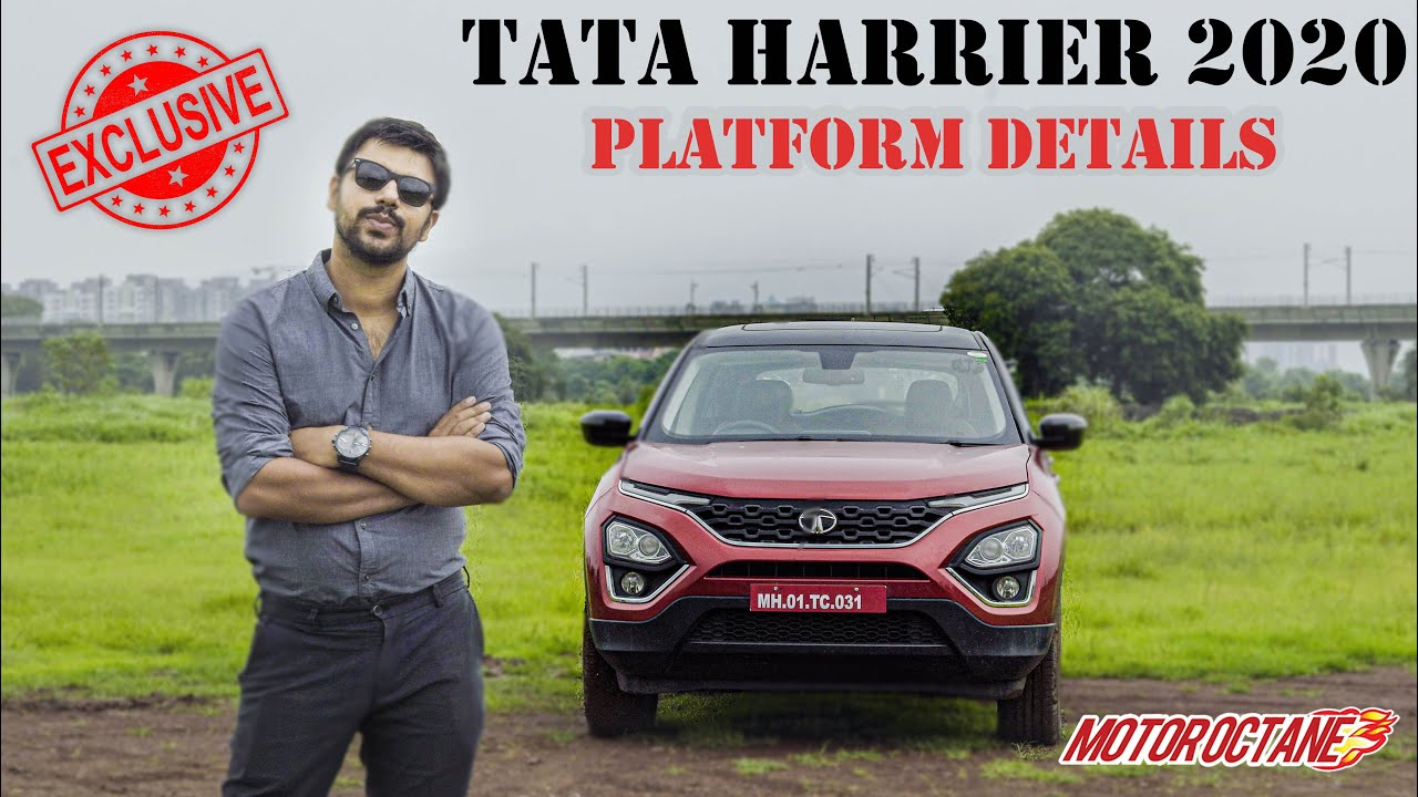 Motoroctane Youtube Video - Tata Harrier 2020 - Things you didn't know | Omegarc Platform| Hindi | MotorOctane