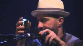 Subsonica - Tour Acustico - Tutti i miei Sbagli - Teatro D'annunzio - Latina - 04/12/11