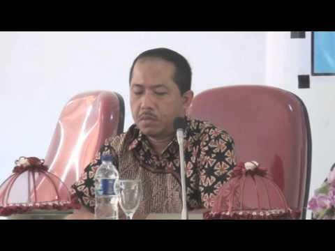 Dok Humas Untad, Penandatanganan  MoU PT. LEN Industri dengan Universitas Tadulako Palu Sekaligus Kuliah Umum Fakultas Teknik  S1 Jurusan Teknik Elektro