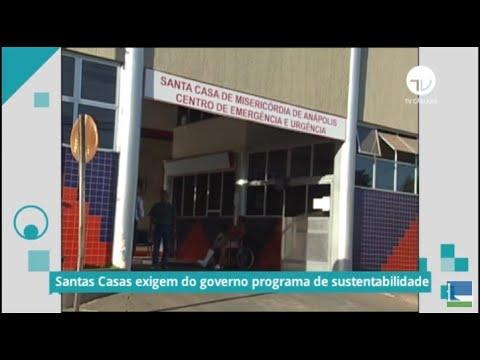 Santas Casas exigem do governo programa de sustentabilidade - 03/09/20