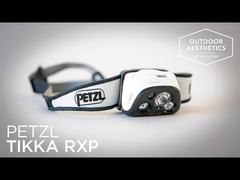 Test & Rezension: PETZL Tikka RXP - Stirnlampe mit Reactive Lighting