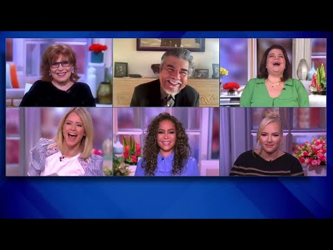 """George Lopez Reacts to Biden Presidency and Discusses Movie """"No Man's Land"""" 
