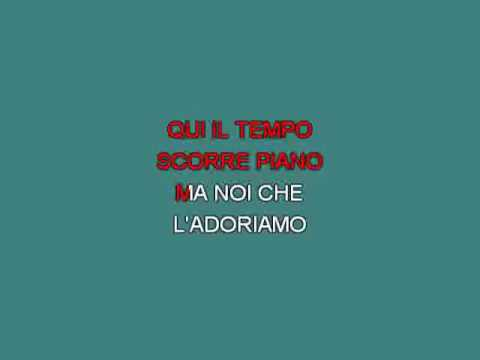Roberto Vecchioni Signor giudice [karaoke] [karaoke]