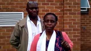 Mawela and Munyadziwa Mbedzi, the parents of Mpho Mbedzi