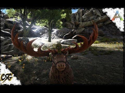 Let's Play ARK: Survival Evolved (Single Player Ragnarok)S2