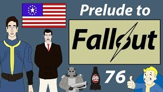 Prelude to Fallout 76