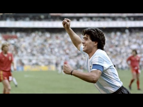 Diego Maradona ● The Legend ● Motivational Video