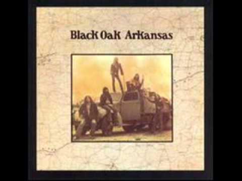 DCRH101 - BLACK  OAK  ARKANSAS  -  THE  HILLS  OF  ARKANSAS.wmv