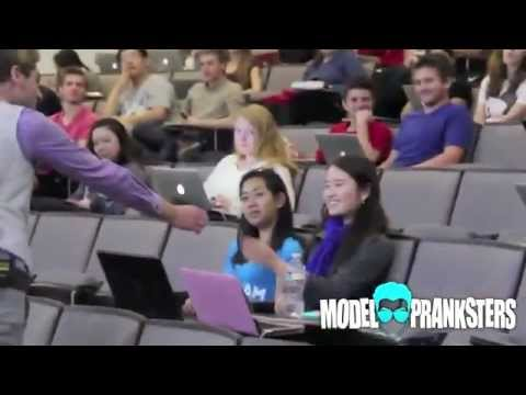 Serenading Girls During University Lectures!