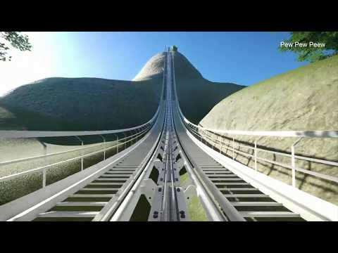 Planet Coaster: X-Force RollerCoaster