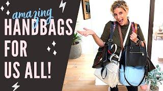 Affordable Designer-like Leather Handbags - I Love Dupes!!