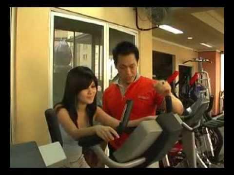 Mungkin menurunkan berat badan lakukan pada sepeda stasioner