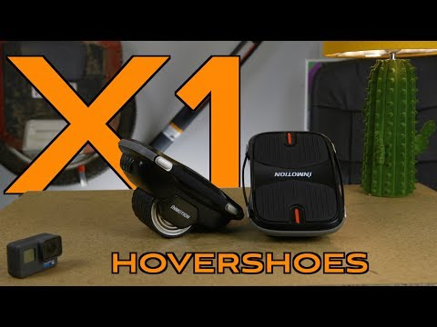 InMotion X1 Hovershoes (UK Review)