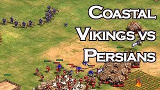 Coastal | Vikings vs Persians | vs LaaaN