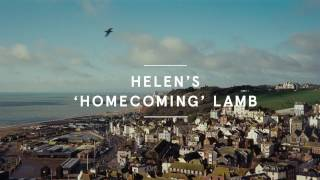 Helen's 'homecoming' lamb