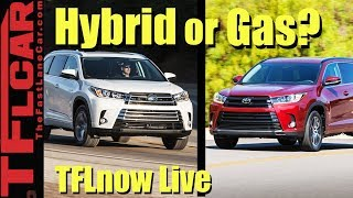 Hybrid or Gas Q&A: Which Should I Buy? TFLnow Live #69