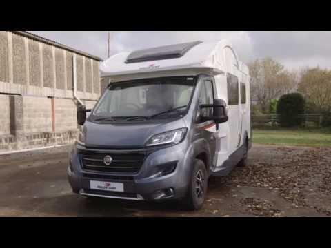 Practical Motorhome reviews the Roller Team T-Line 590
