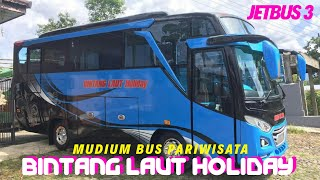 BLUE OCEAN || Medium Bus Pariwisata Bintang Laut Holiday