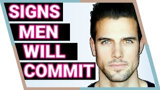 5 Bizarre Signs He Wants Commitment (NOT what you think!)