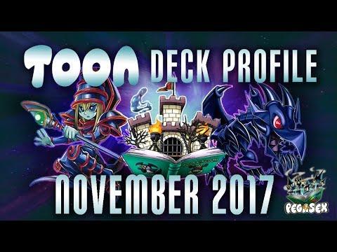 Toon Deck Profile! NOVEMBER 2017 (Floodgate Toons!) - Pegasex