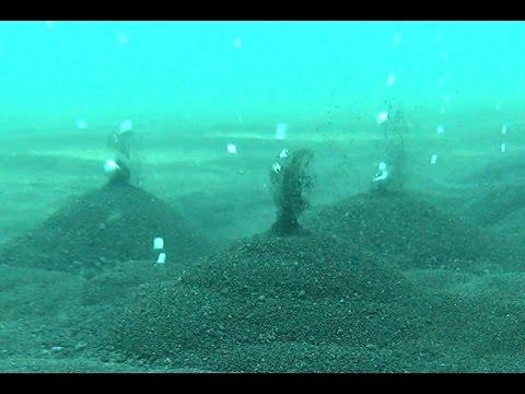 Kleifarvatn Tauchen in vulkanischem Inlandssee