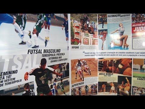 Museu do Esporte de Teresópolis homenageia atletas da cidade que se destacaram