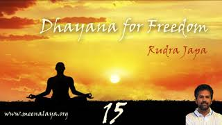 Dhyana For Freedom - Session 15
