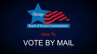 """New """"How to Vote By Mail"""" for Nov. 2020"""